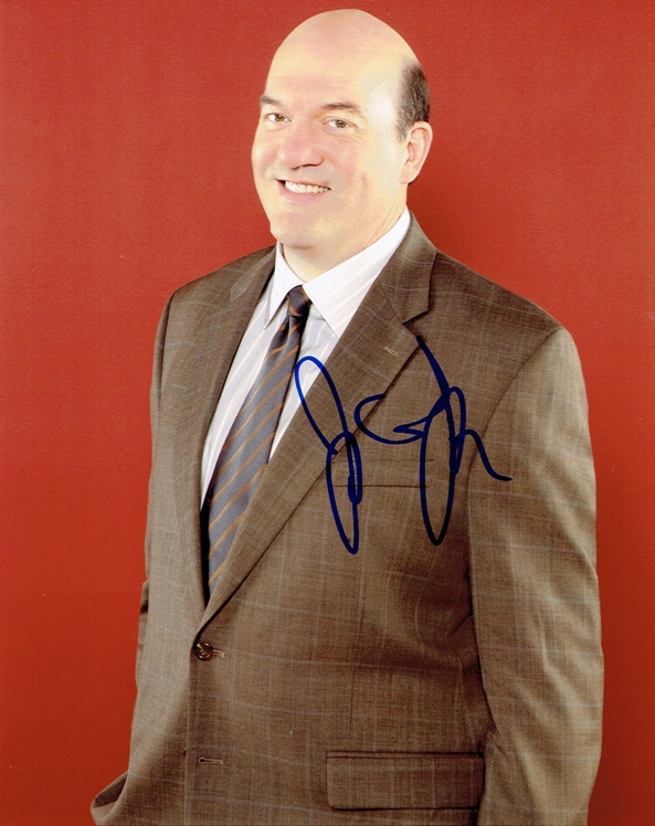 John Carroll Lynch Signed Photo