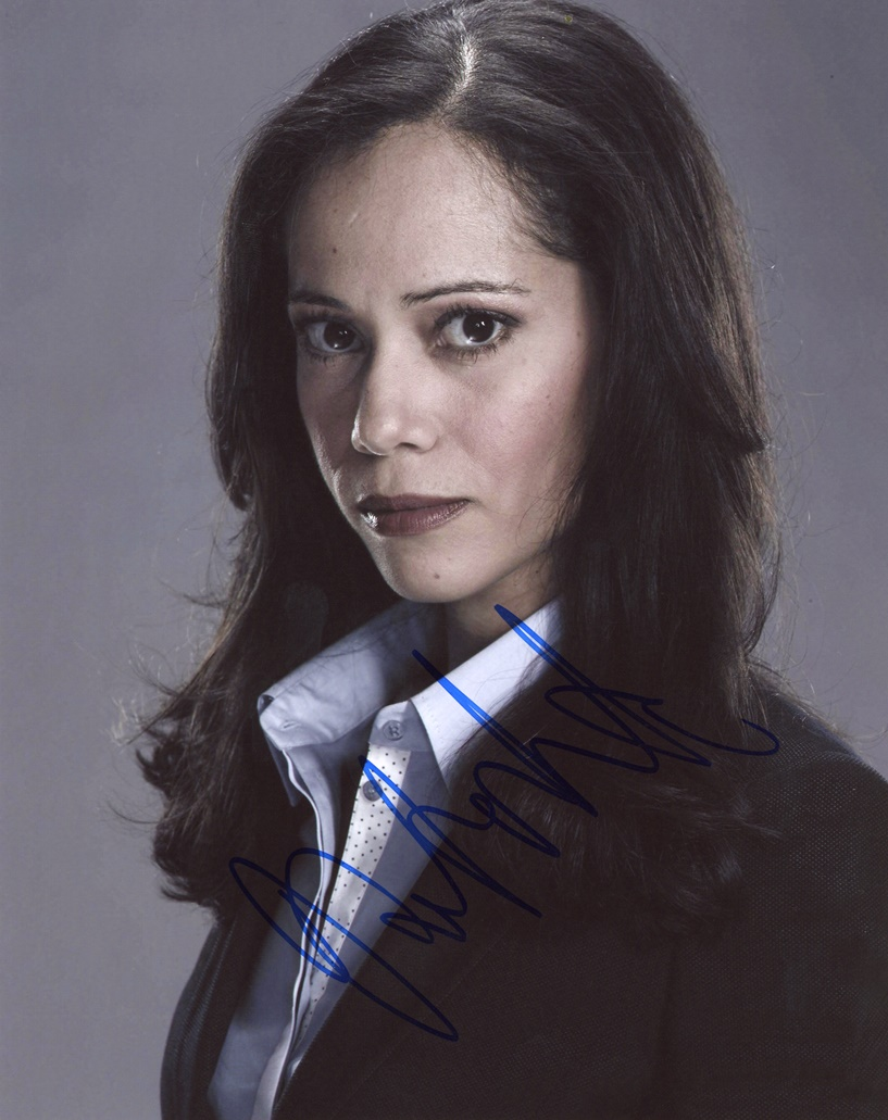 Victoria Cartagena Signed Photo