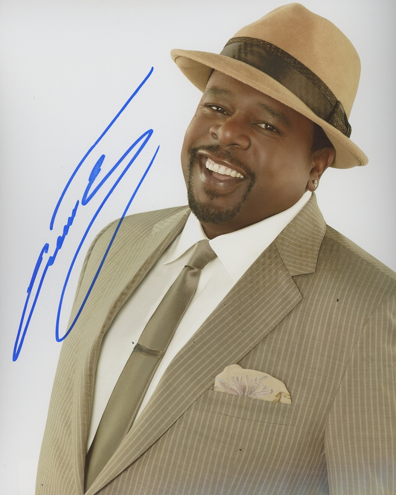 Cedric the Entertainer Signed Photo