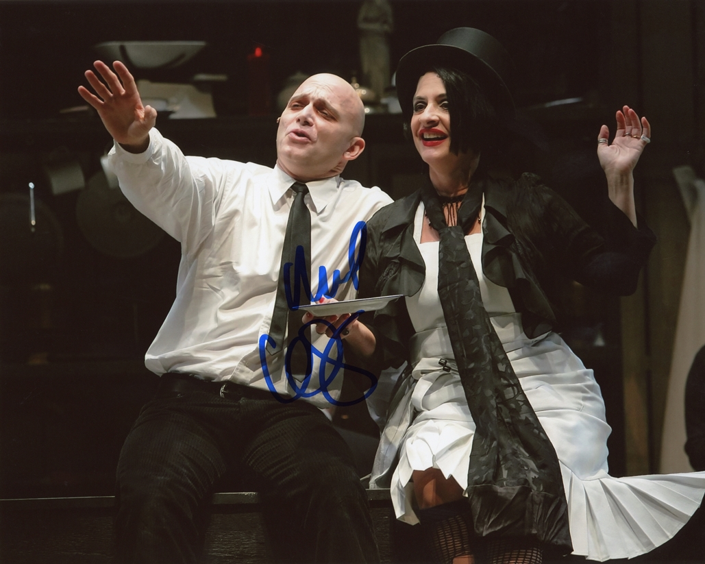 Michael Cerveris Signed Photo