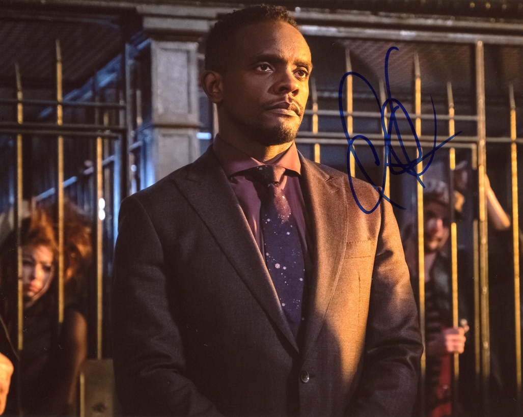 Chris Chalk Signed Photo