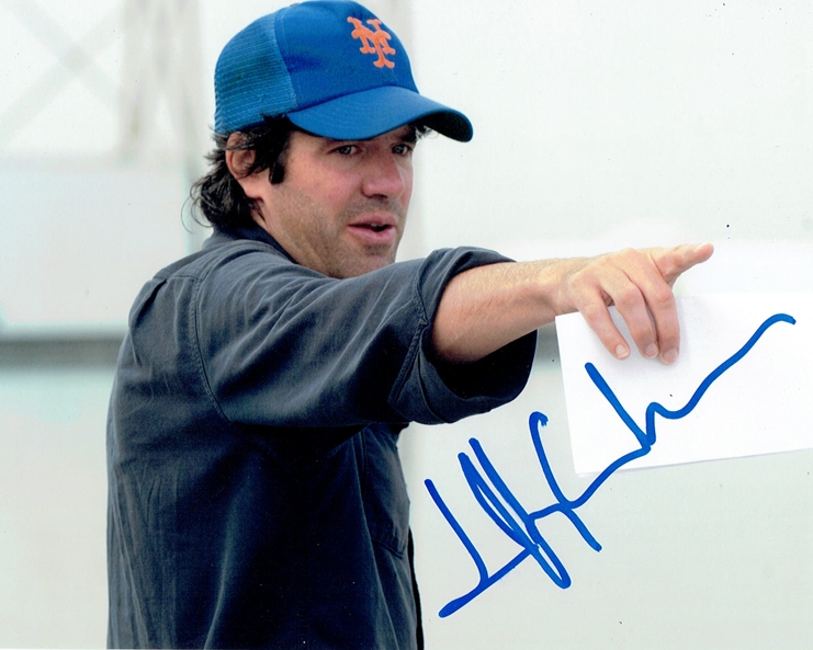 JC Chandor Signed Photo
