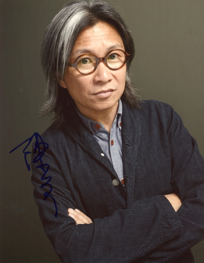 Peter Chan Signed Photo