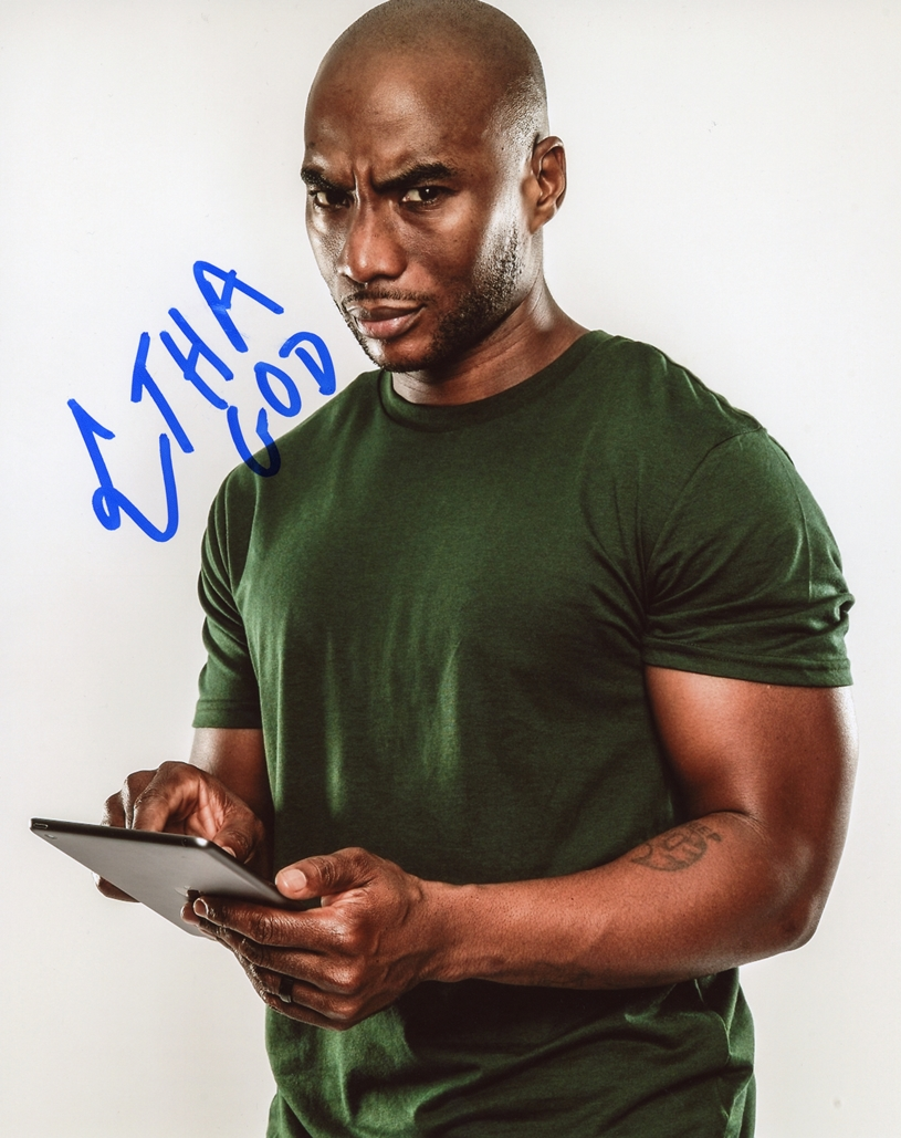 Charlamagne Tha God Signed Photo