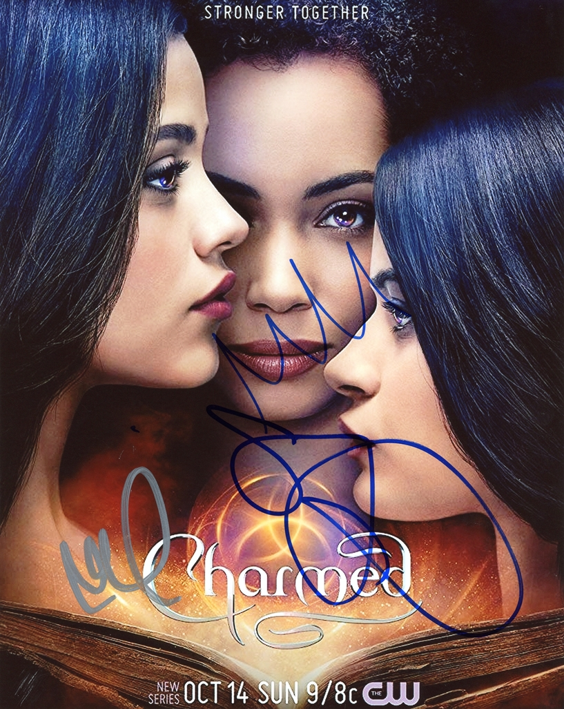 Charmed Signed Photo