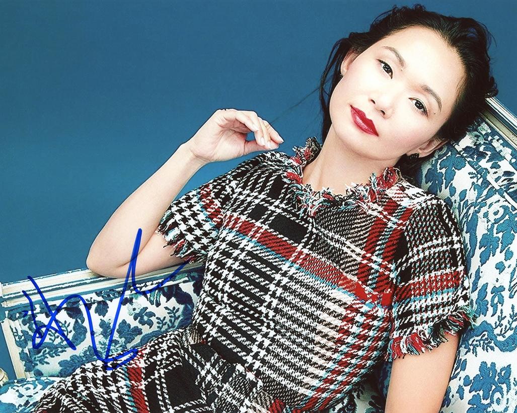 Hong Chau Signed Photo