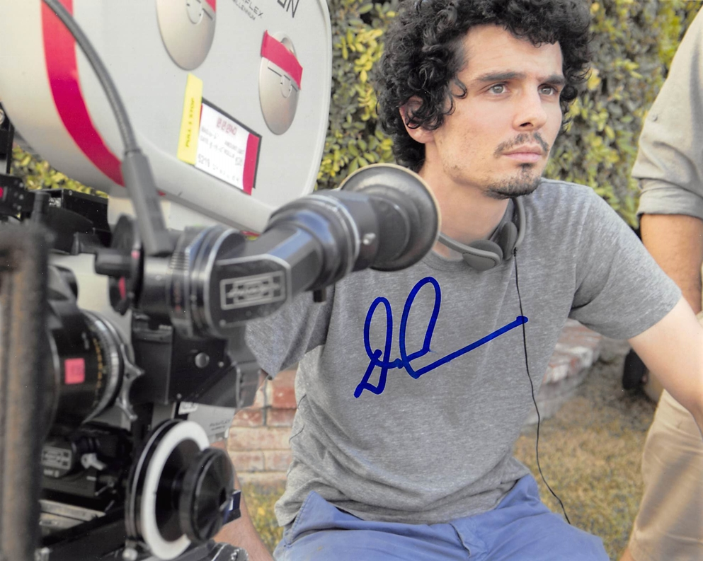 Damien Chazelle Signed Photo