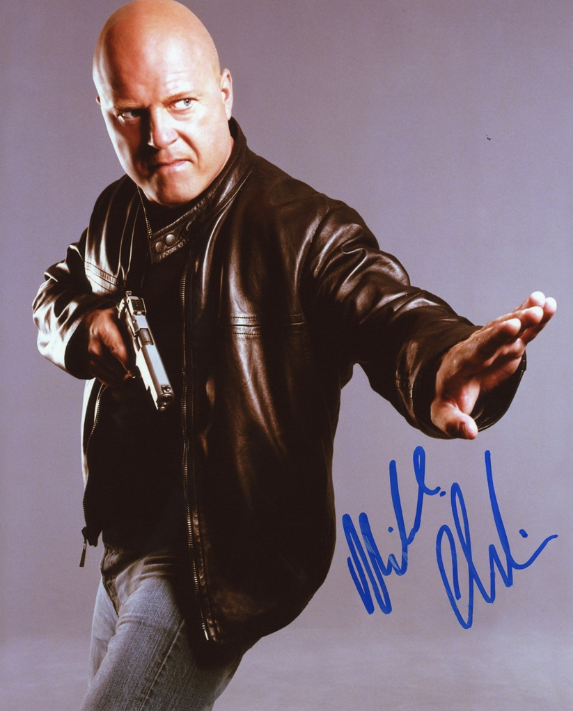 Michael Chiklis Signed Photo
