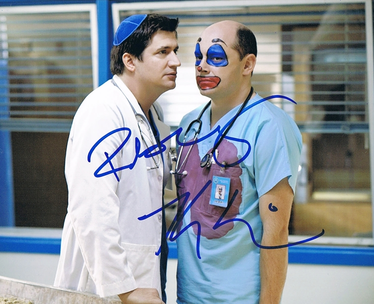 Children's Hospital Signed Photo