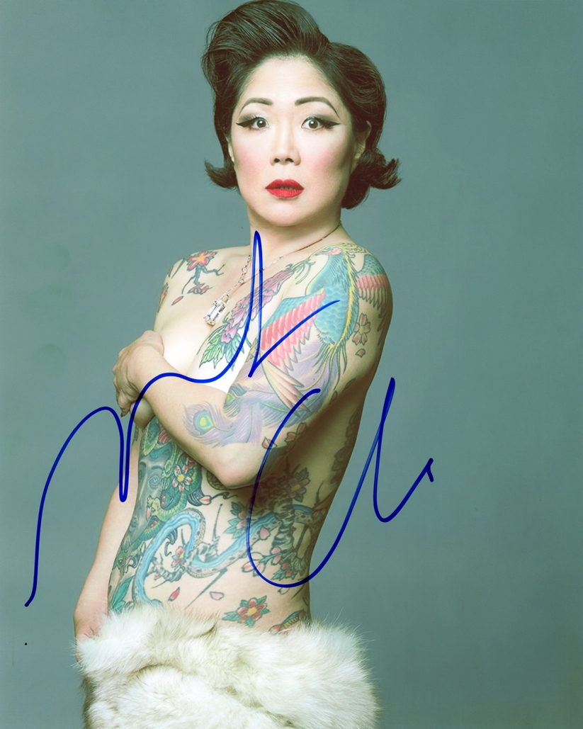 Margaret Cho Signed Photo