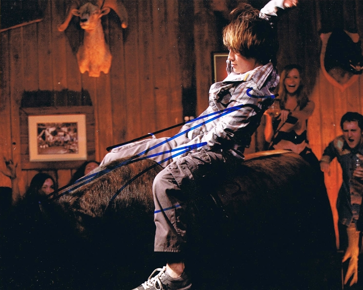 Justin Chon Signed Photo