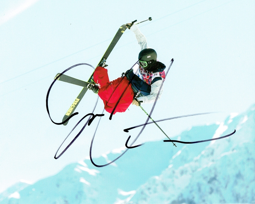 Joss Christensen Signed Photo