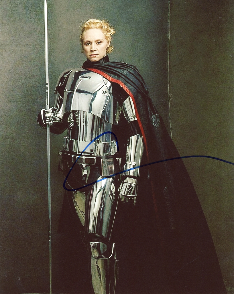 Gwendoline Christie Signed Photo