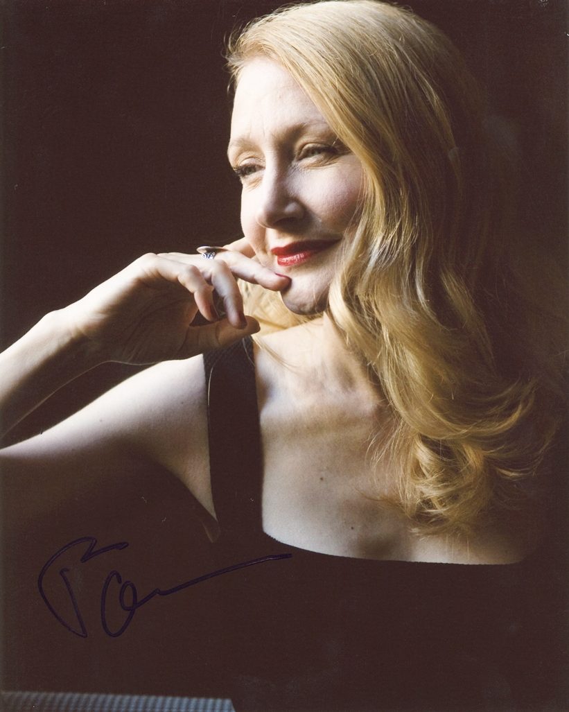 Patricia Clarkson Signed Photo