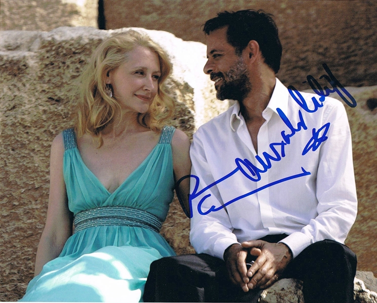 Patricia Clarkson & Alexander Siddig Signed Photo