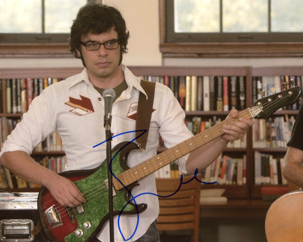 Jemaine Clement Signed Photo