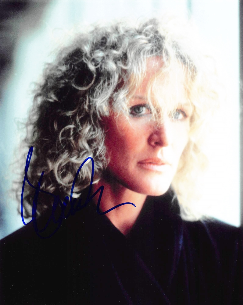 Glenn Close Signed Photo