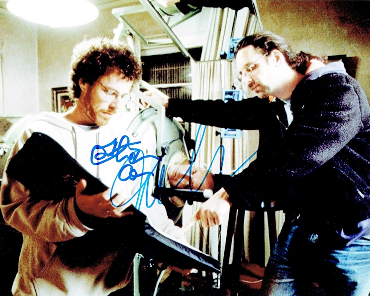 Ethan & Joel Coen Signed Photo