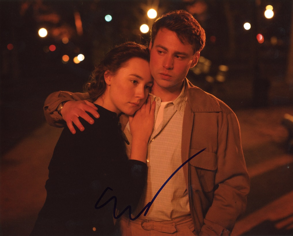 Emory Cohen Signed Photo