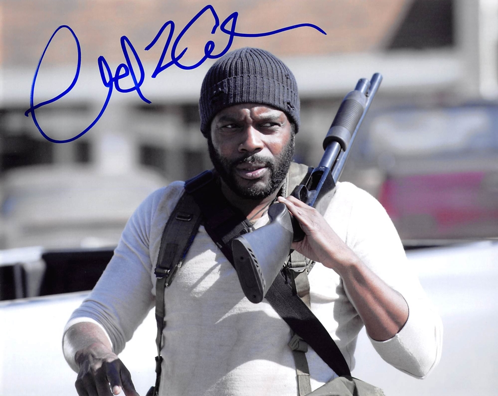 Chad L. Coleman Signed Photo
