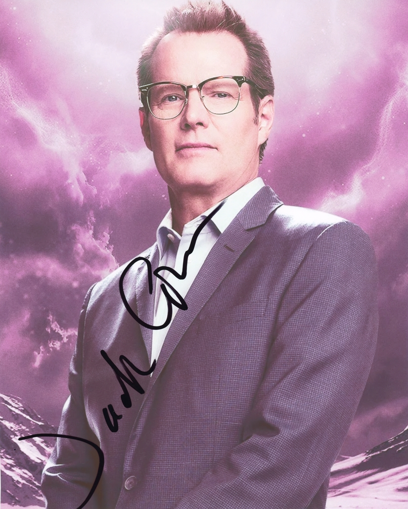 Jack Coleman Signed Photo