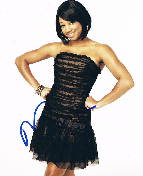Monique Coleman Signed Photo