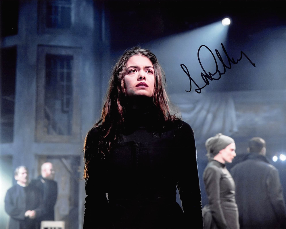 Samantha Colley Signed Photo