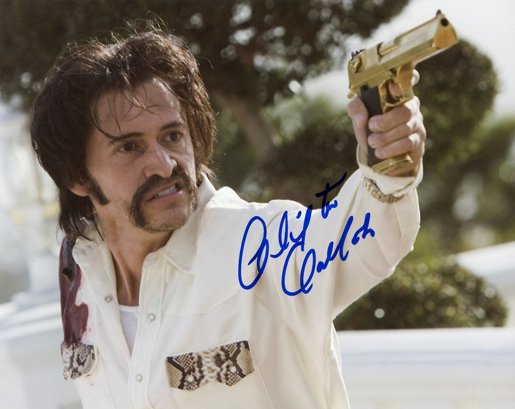 Clifton Collins Jr. Signed Photo