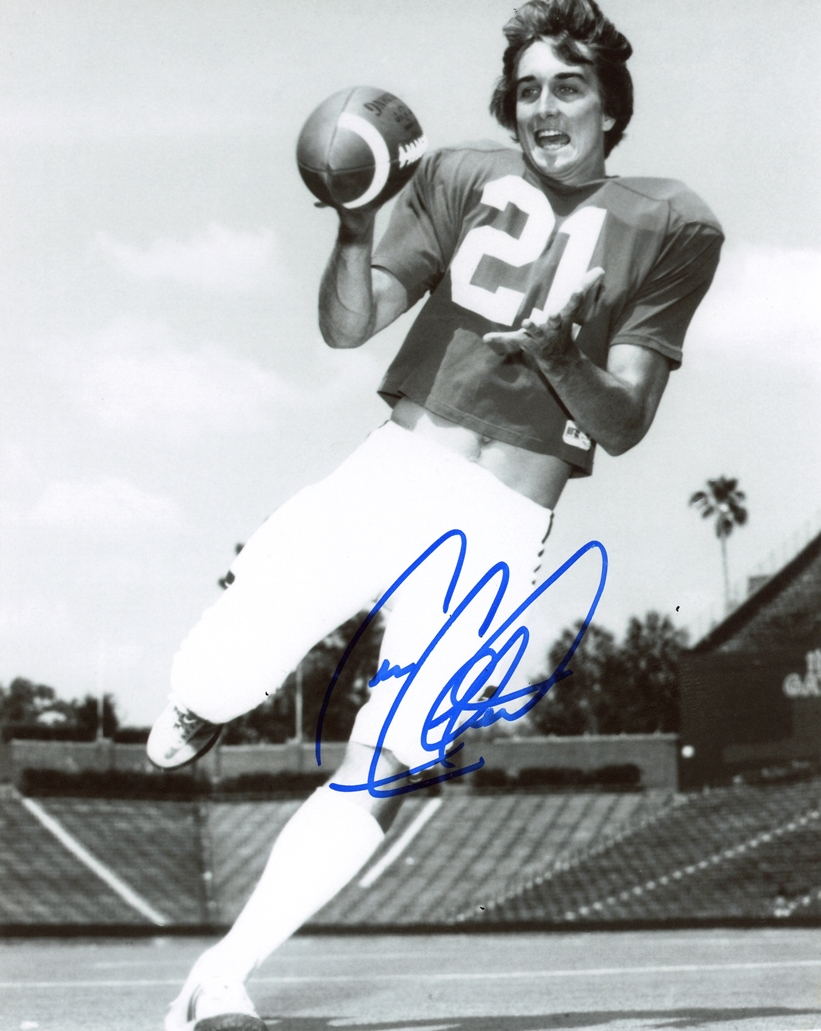 Chris Collinsworth Signed Photo