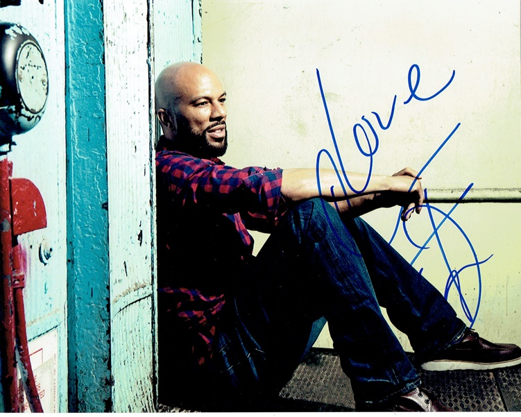 Common Signed Photo