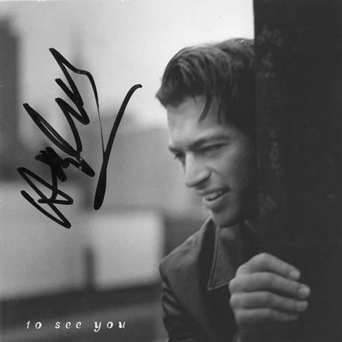 Harry Connick, Jr. Signed Photo