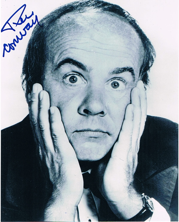 Tim Conway Signed Photo