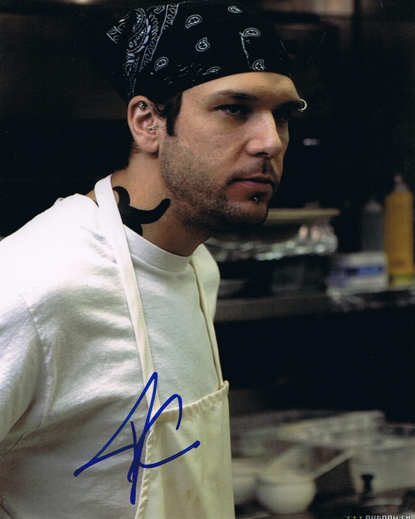 Dane Cook Signed Photo