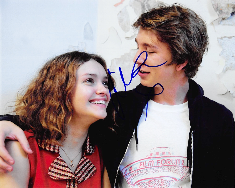 Olivia Cooke Signed Photo