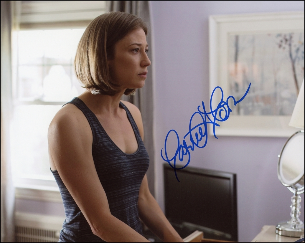 Carrie Coon Signed Photo