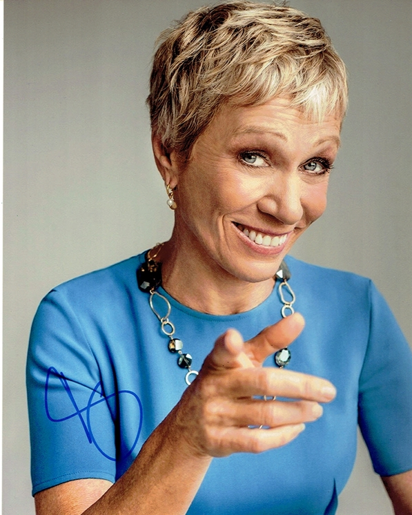 Barbara Corcoran Signed Photo