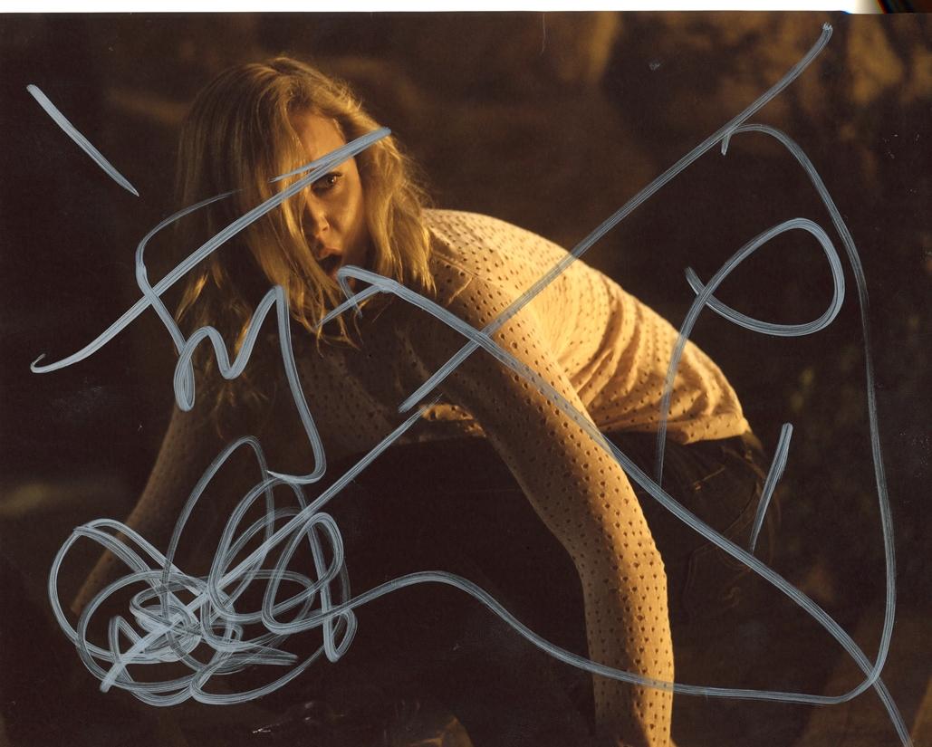 Abbie Cornish Signed Photo