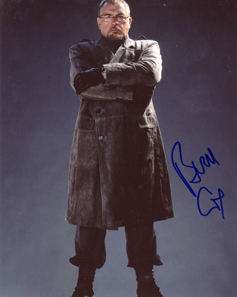Brian Cox Signed Photo