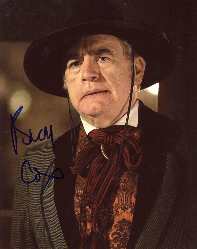 Brian Cox Signed Photo
