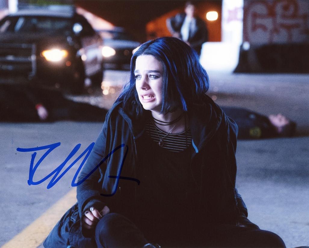 Teagan Croft Signed Photo