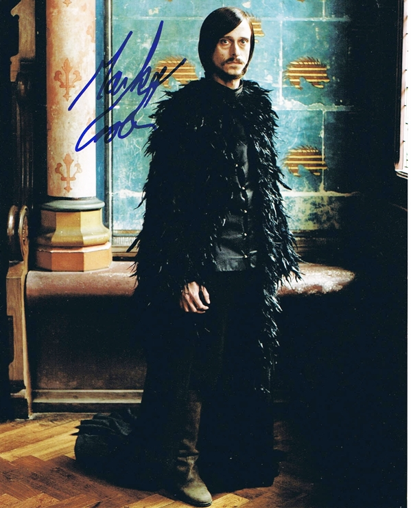 Mackenzie Crook Signed Photo