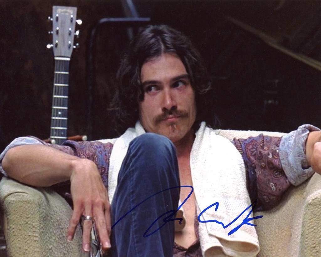 Billy Crudup Signed Photo