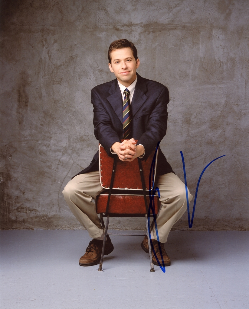 Jon Cryer Signed Photo