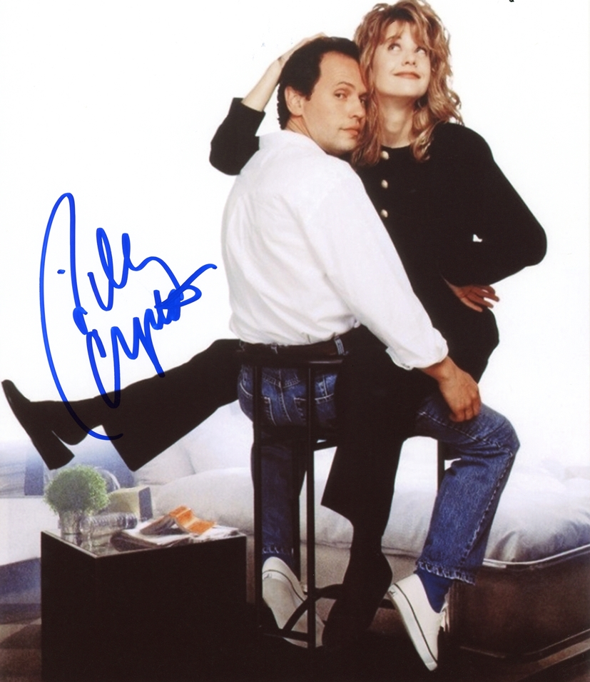 Billy Crystal Signed Photo