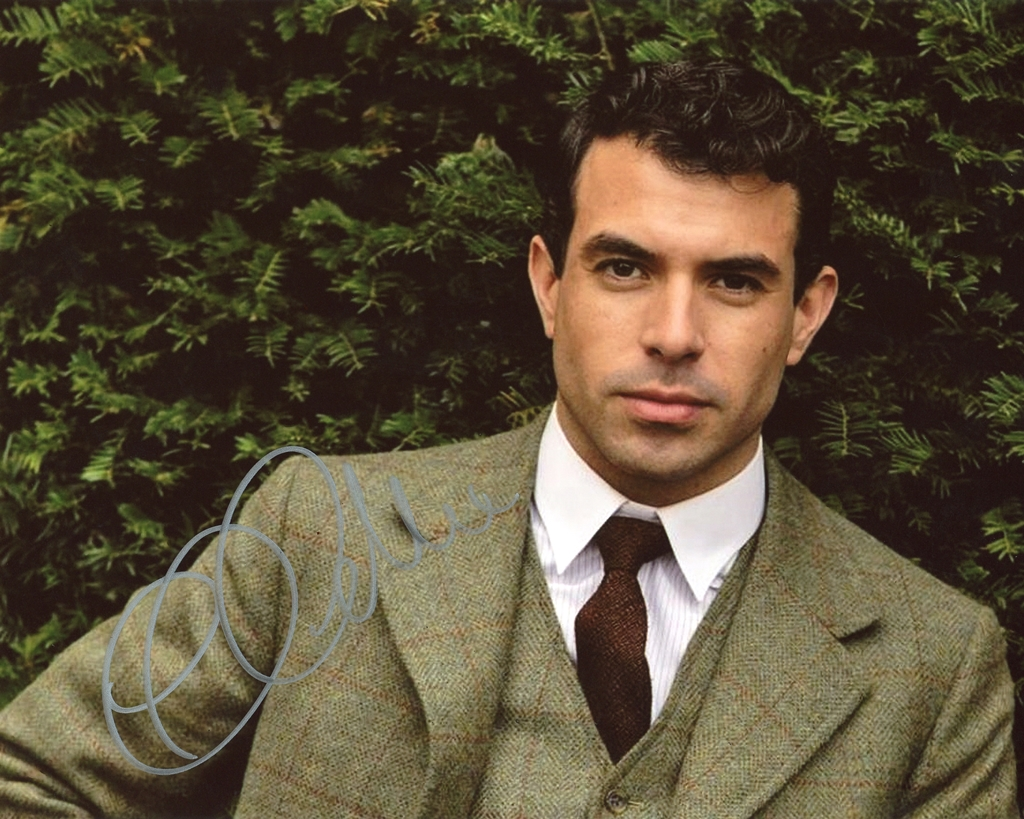 Tom Cullen Signed Photo