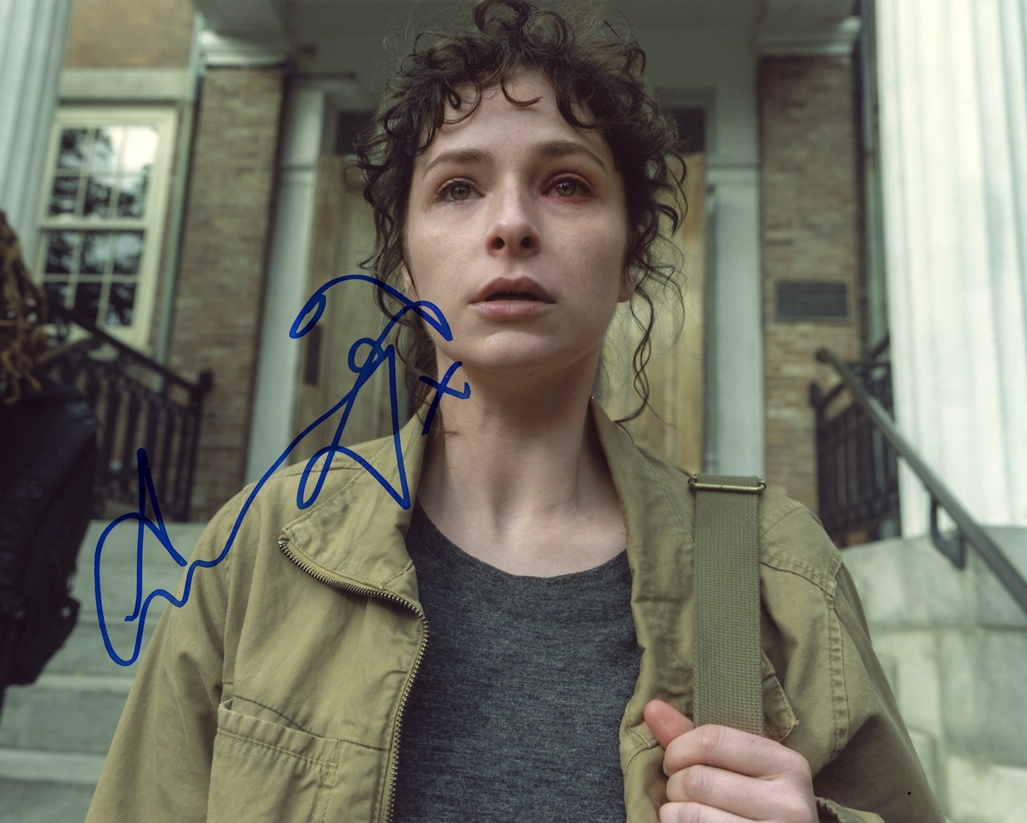 Ashleigh Cummings Signed Photo