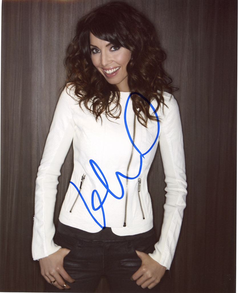 Whitney Cummings Signed Photo