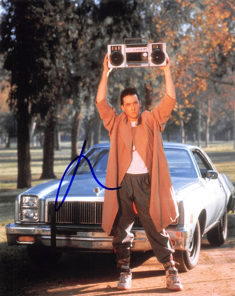John Cusack Signed Photo
