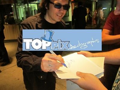 Damien Echols Signing