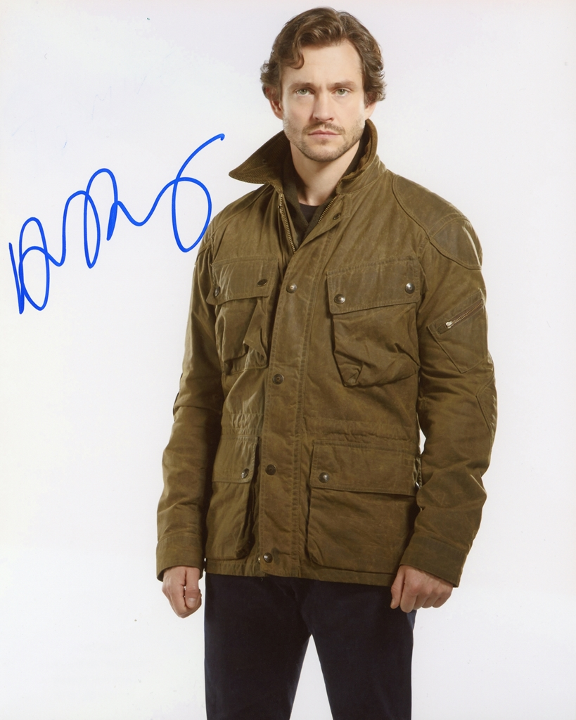 Hugh Dancy Signed Photo